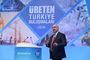 Halkbank Genel Müdürü Osman Arslan, Adana, Mersin ve Osmaniye'de Esnaf ve KOBİ'lerle bir araya geldi