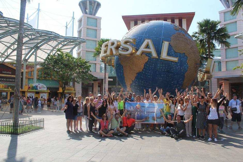 NN başarılı acentelerini Phuket gezisi ile ödüllendirdi