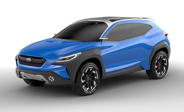 Subaru ilk hibrit modellerini tanıttı