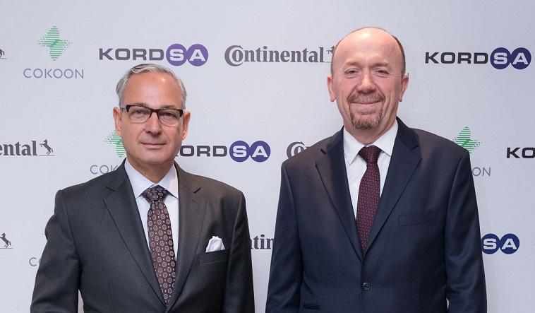Kordsa ve Continental lastik endüstrisini dönüştürüyor