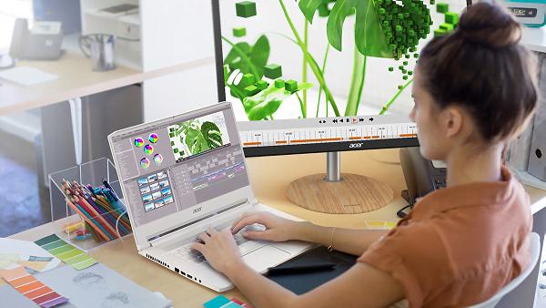 Acer, Yeni ConceptD 7 Dizüstü Bilgisayarlarıyla Yaratıcılığı Özgürleştiriyor.
