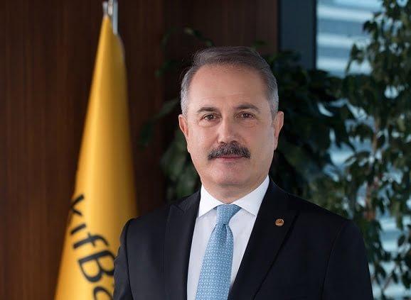 VakıfBank'ın yeni Genel Müdürü Abdi Serdar Üstünsalih.