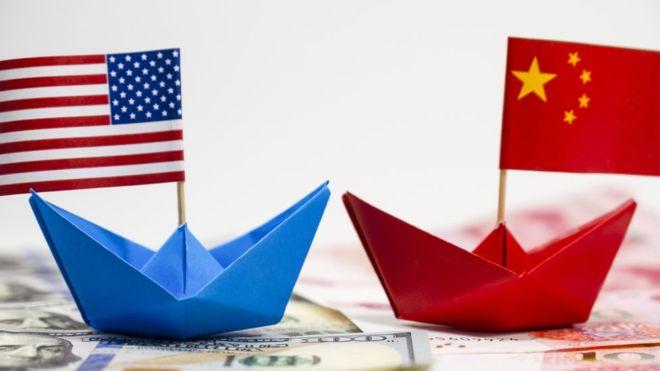 ABD – Çin ticaret savaşı.