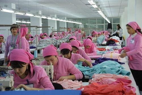 Van'da 50 tekstil fabrikası kurulacak.