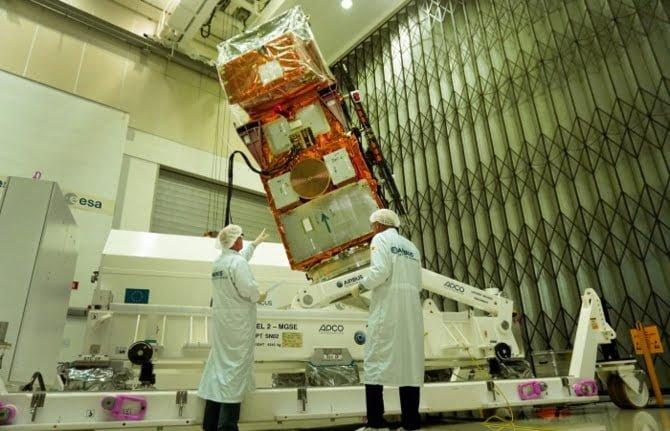 Yeni Uydu 2020 de uzaya fırlatılacak…