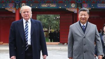 Çin'den ABD'ye sıcak yaklaşım.