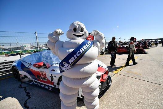 Michelin'in uzun ömürlü lastikleriyle daha az tüketim daha az emisyon.