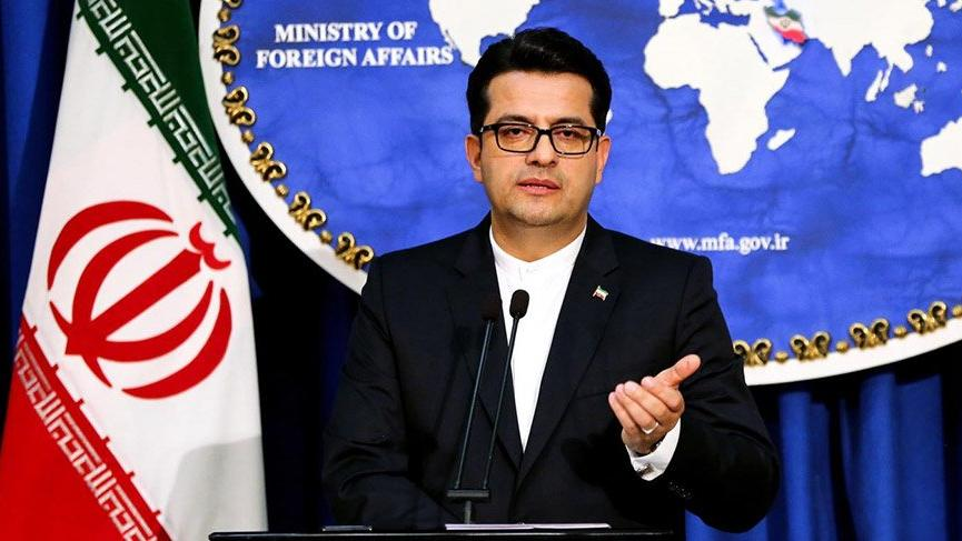 """İran; """"ABD Kelime oyunlarını bırakmalı artık"""""""