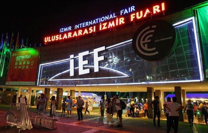 İzmir Enternasyonal Fuarı'nın bu yılki ortak ülkesi Çin.