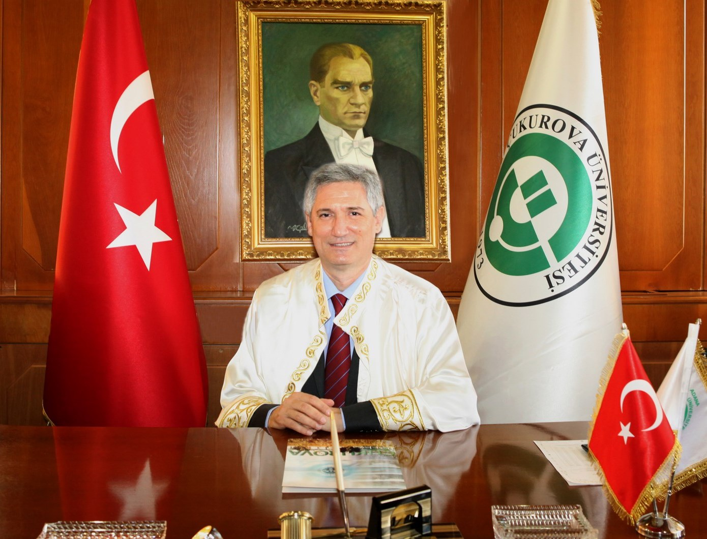 Çukurova Üniversitesi Türkiye'nin En Çevreci Üniversitelerinden Biri İlan Edildi.