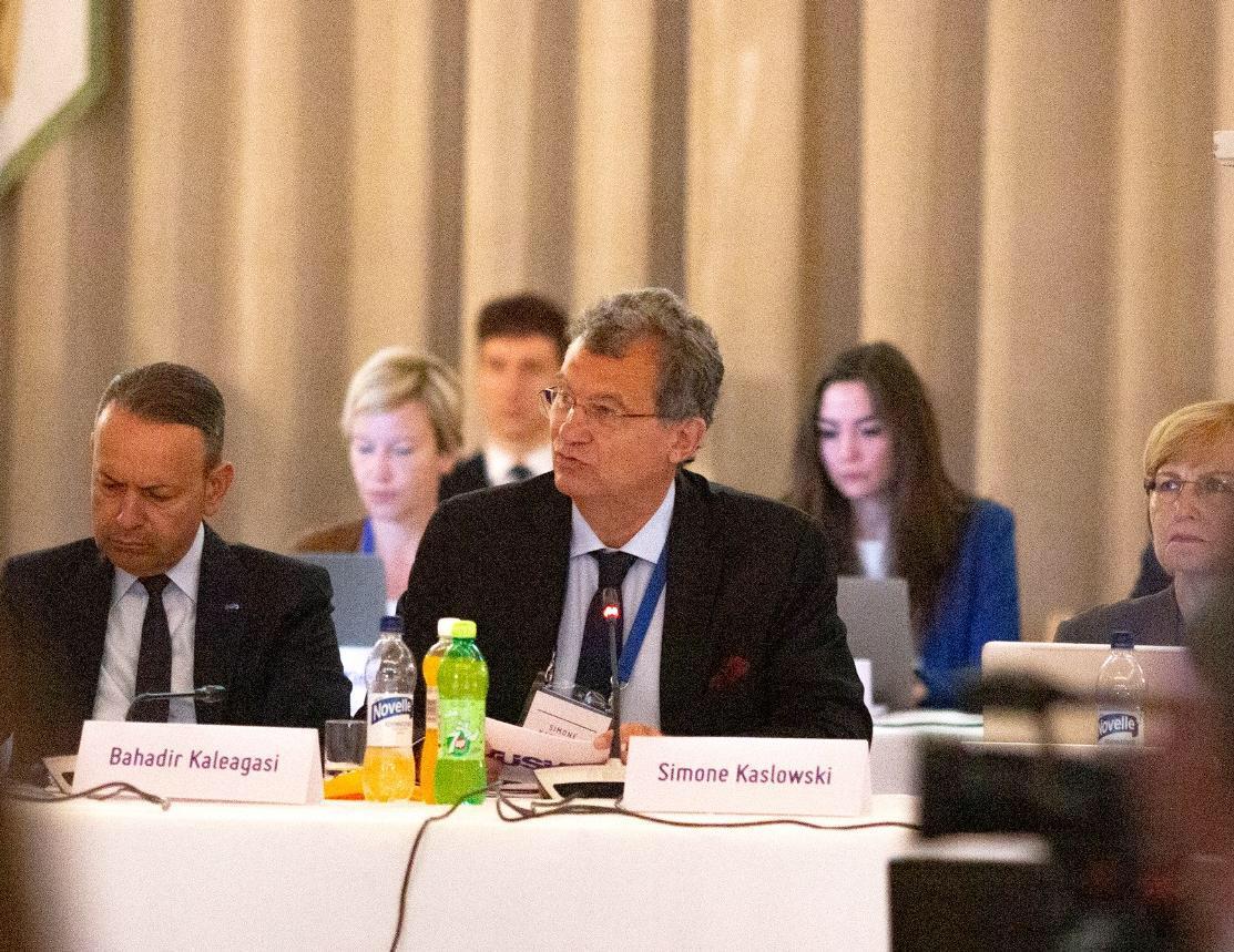 BusinessEurope Başkanlar Konseyi Toplantısı Yapıldı.