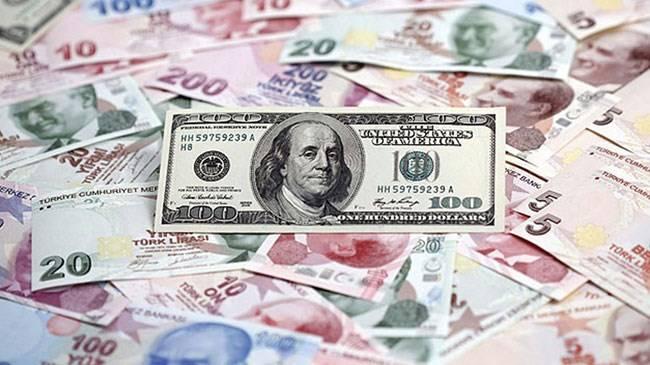 Dolar/TL, yatay seyir izliyor.