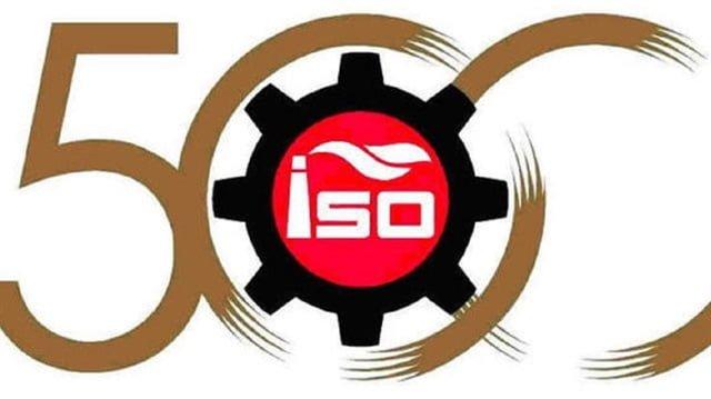 ISO İkinci 500 açılandı.