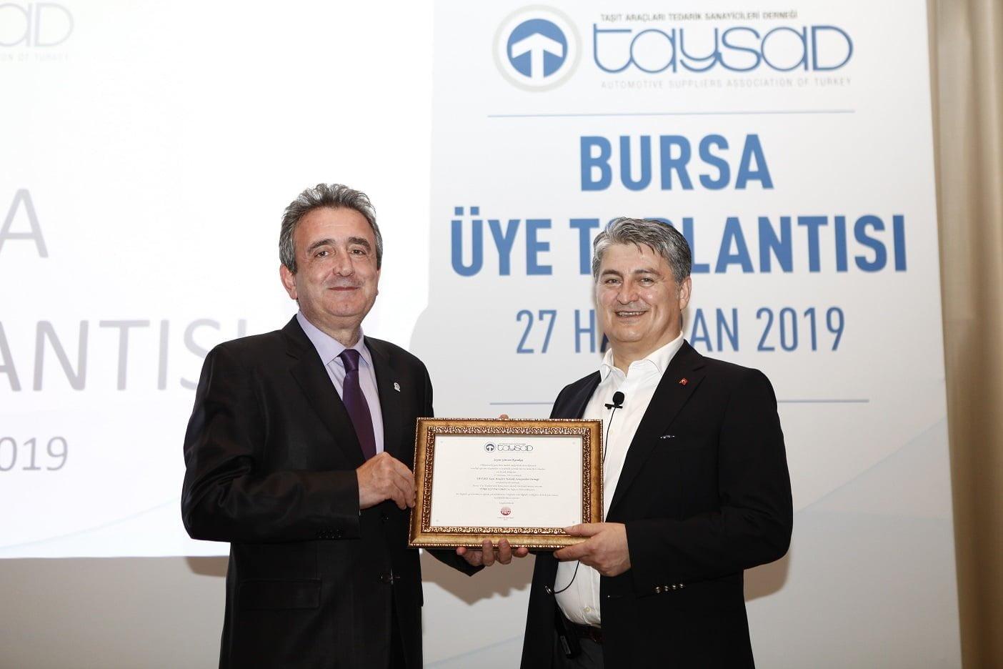 62 TAYSAD Üyesi Türkiye'nin Otomobili İçin Sırada!