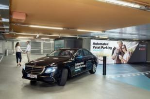 Bosch ve Daimler'den Dünya'da bir ilk.
