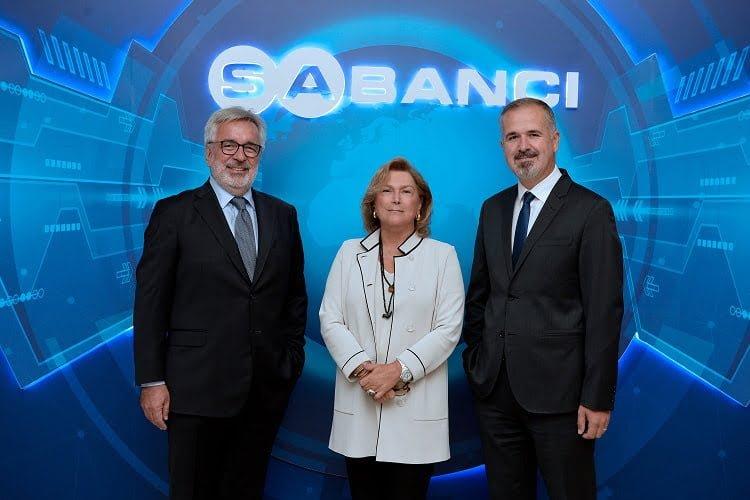 Sabancı Holding'e Yeni CEO…