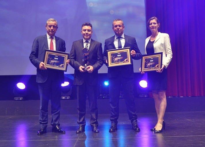 2018 yılının Bilişim Hizmetleri İhracat Şampiyonu Netaş.
