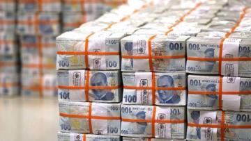 Bütçe 78.6 milyar TL açık verdi.