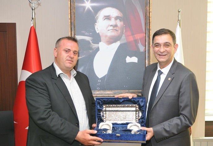 El-Bab ile Ticari İlişkiler Değerlendirmesi GSO da yapıldı.
