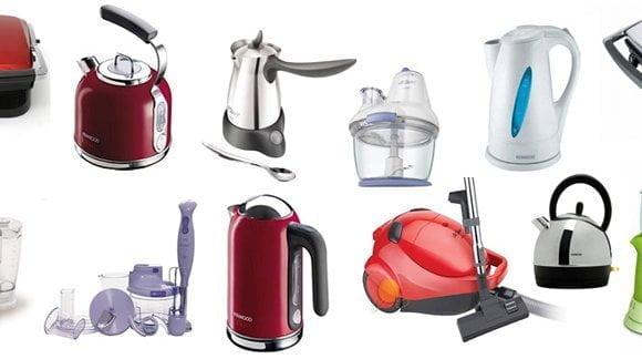 Küçük ev aletleri sektörü büyümeye devam!