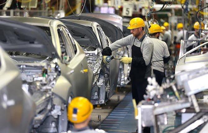 Otomotiv satışları 2019 ilk yarısında % 13 azaldı.