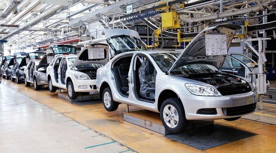 Yılın İlk Yarısında Otomotiv Pazarı %45 Daraldı.