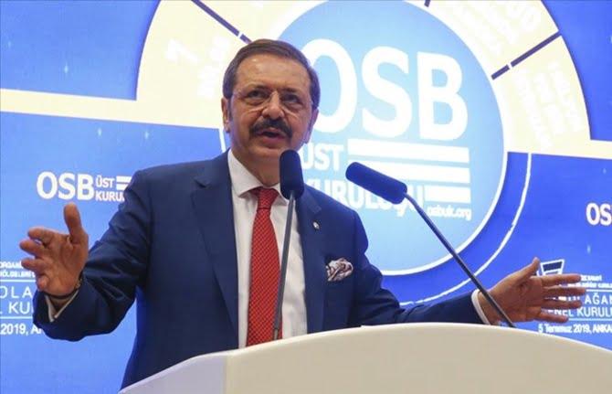 Hisarcıklıoğlu'dan 'kredi destek' açıklaması.