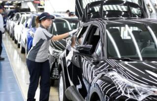 Sakarya otomobil üretiminde zirvede.