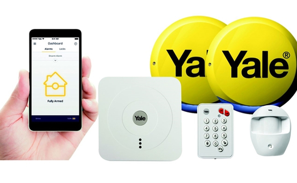 Akıllı ev güvenlikleri akıllı telefonlardan yönetiliyor!