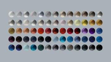 Otomotiv renk trendleri geleceği şekillendiriyor.
