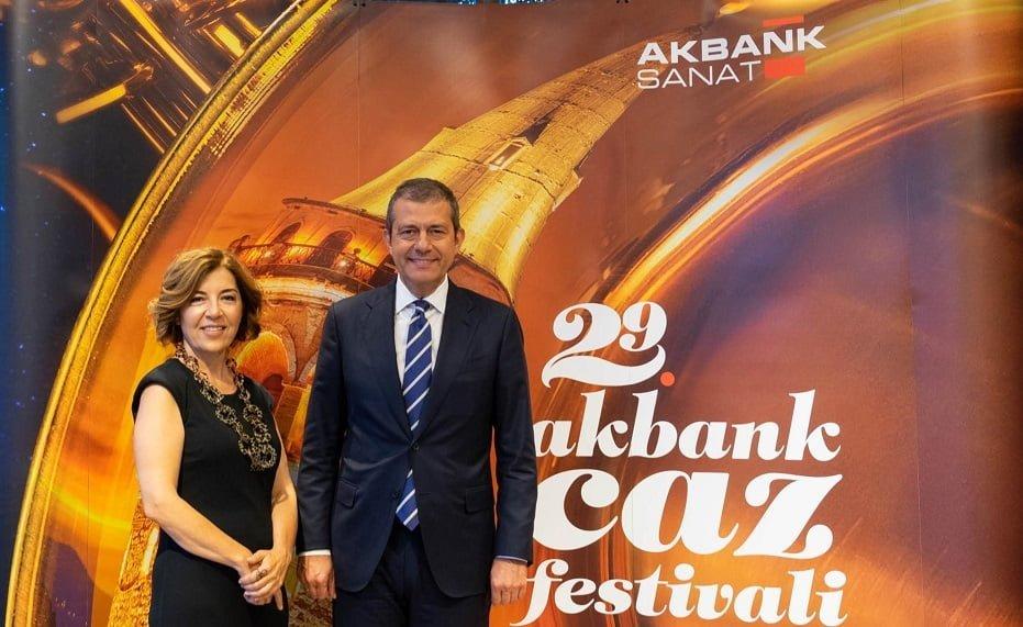 Akbank Caz Festivali Başlıyor.