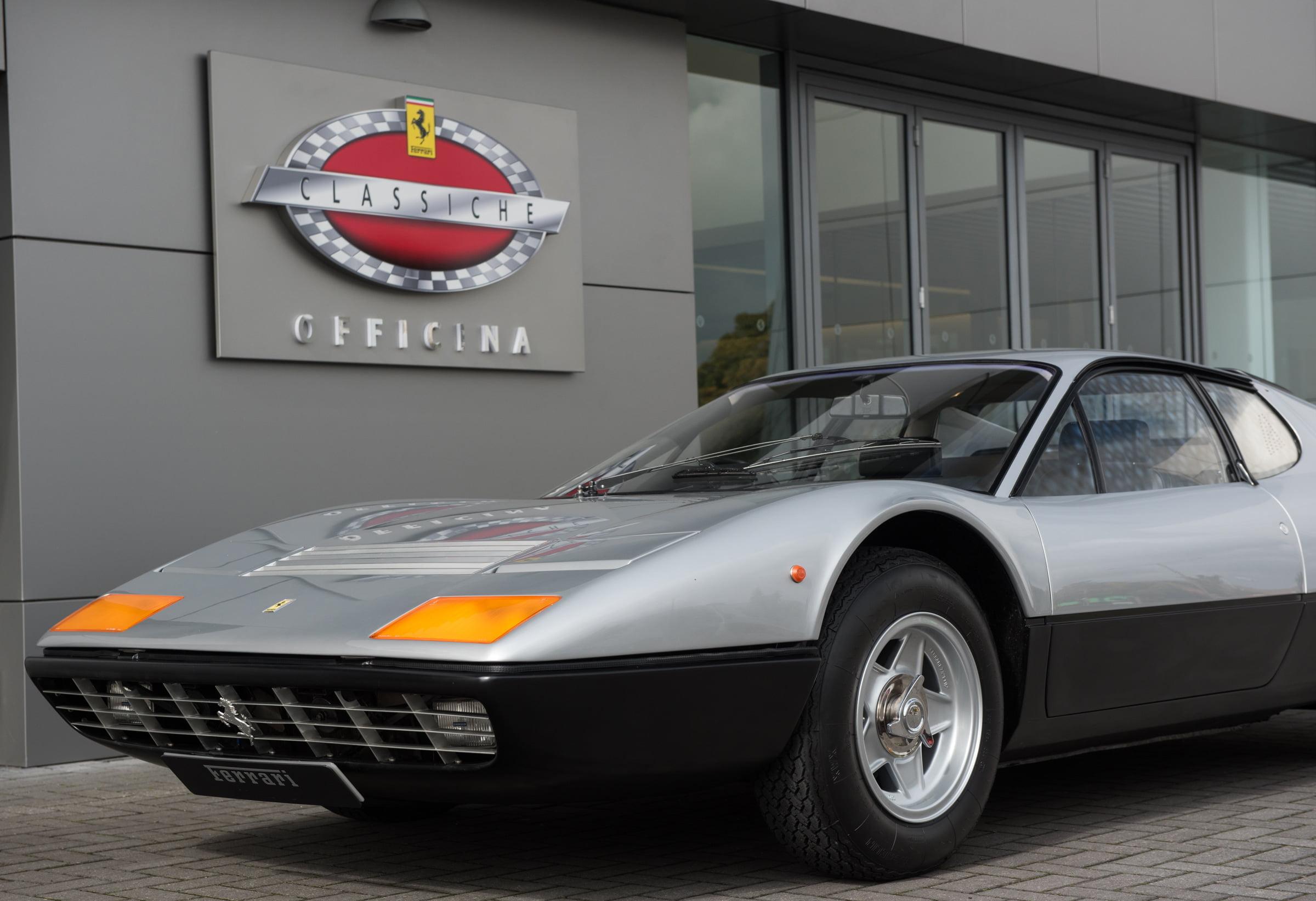 Ferrari, Klasik Otomobil Kavramını Yeniden Tanımlıyor!