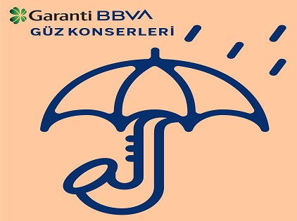 Garanti BBVA Güz konserleri ile renkli bir sonbahar yaklaşıyor.