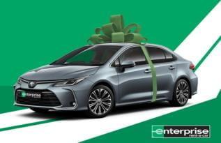 Ücretsiz Corolla Hybrid Kiralama Fırsatı!