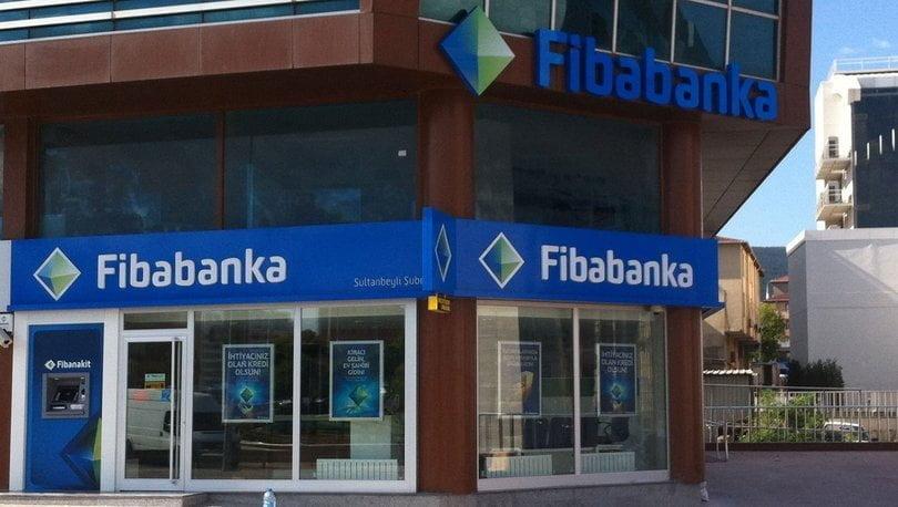 Fibabanka, 109,3 milyon TL net kâr elde etti.