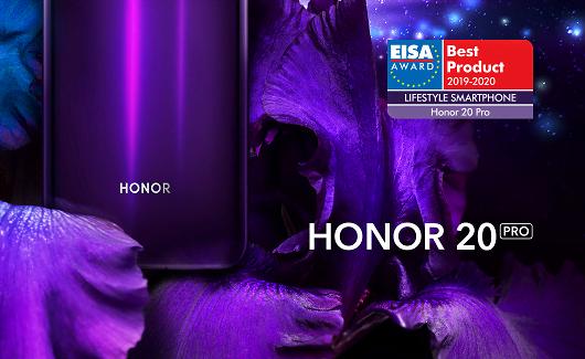 Honor 20 Pro Yılın LifeStyle Akıllı Telefonu Seçildi!
