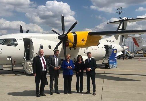Almanya Yeniden Uçak Üretimine Başlıyor.