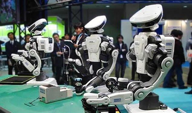 Dünyanın En Önemli Robotik Araştırmacıları İstanbul'a Geliyor.