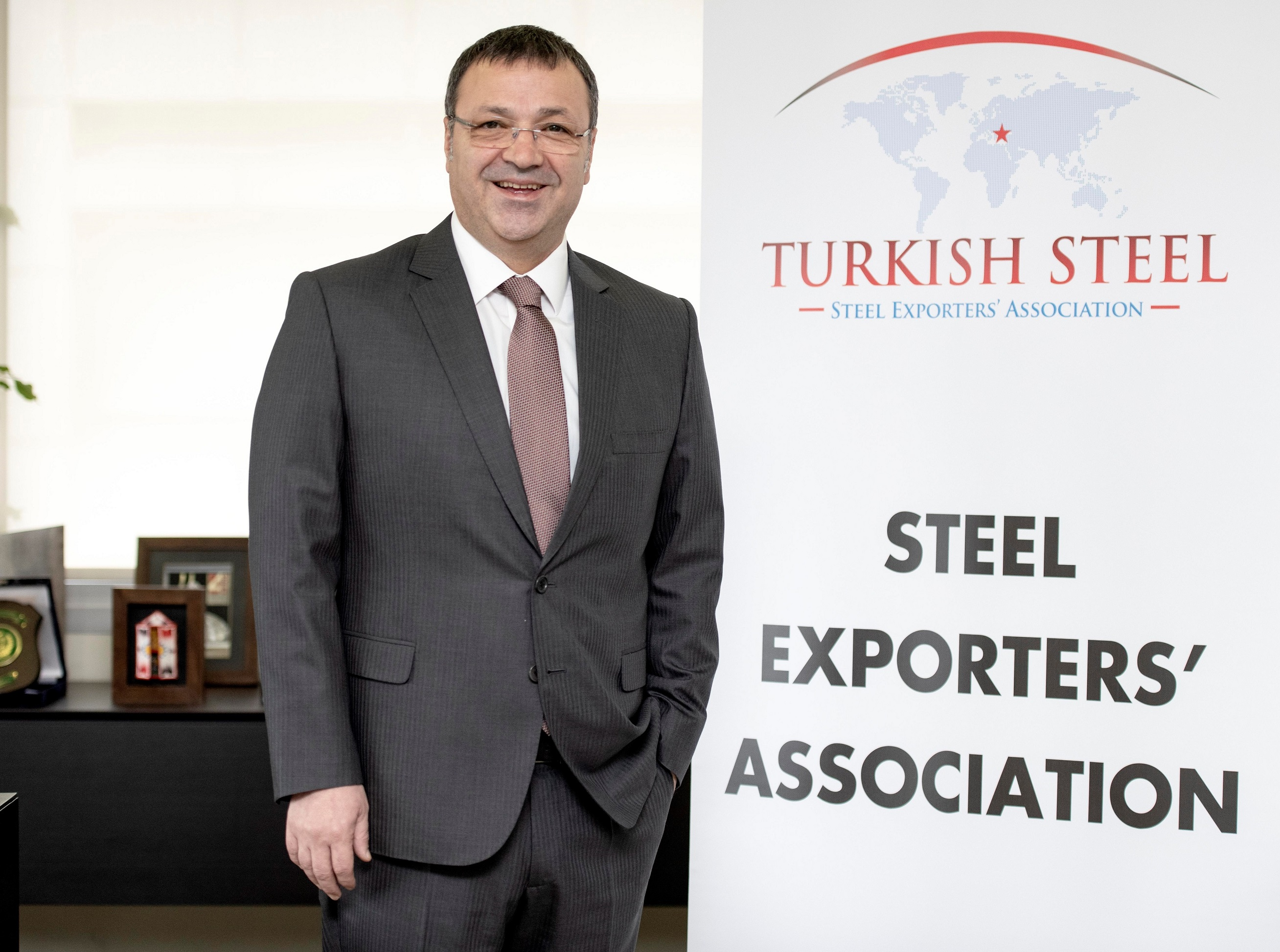 Our target is to promote Turkish Steel Sector to the World.