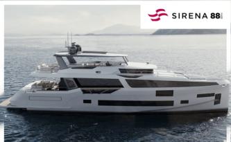 """Sirena 88'e """"Yılın En İyi İnovasyonu"""" Ödülü."""