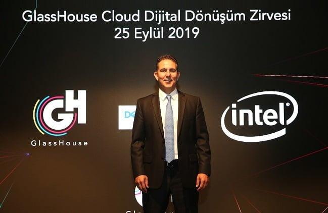 GlassHouse iş dünyasının verisini Türkiye'den yönetiyor.