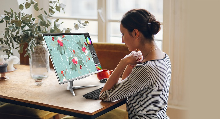 Dünyanın en hafif 14 inç bilgisayarı Acer Swift 5, her yerde üstün performansa sahip.