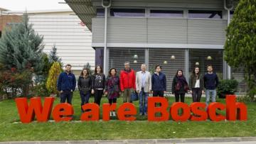 Bosch Türkiye ve Sabancı Üniversitesi'nden sanayide dijital dönüşüm için ortak proje.