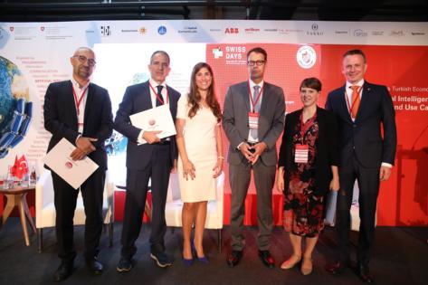 """İstanbul'da ilk kez düzenlenen Swiss Days 2019 etkinliğine """"İsviçre Türkiye Ekonomik Forumu"""" damga vurdu."""