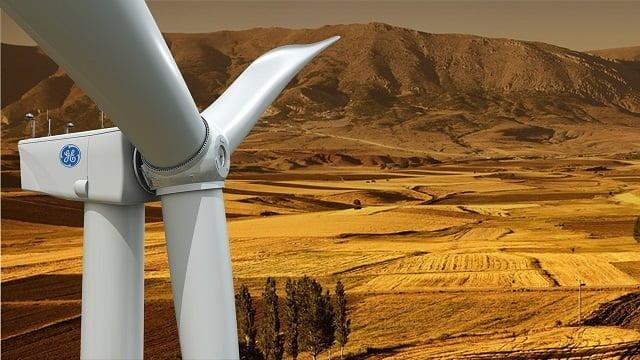 GE Yenilenebilir Enerjide Cypress Üniteleri Gazi-9 Rüzgar Enerji Santraline Kurulacak.