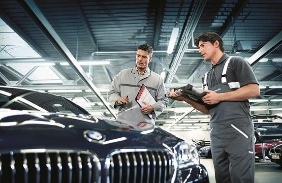 BMW Service Inclusive ve Garanti+ Bakım Maliyetlerini Sabitliyor.