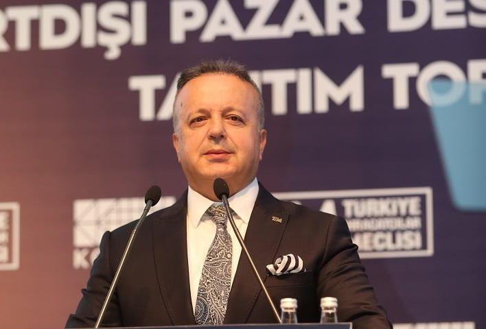 """TİM Başkanı İsmail Gülle; """"""""3,5 milyon KOBİ'yi ihracat ailemize katmayı hedefliyoruz"""""""