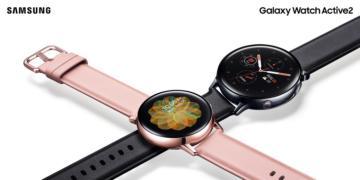 Yeni Özellikler Kazanan Galaxy Watch Active2 Türkiye'de.