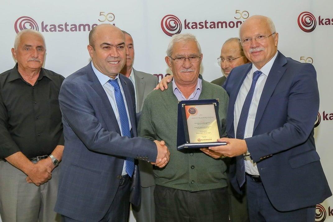 Kastamonu Entegre 50. Kuruluş Yılını Kutladı.