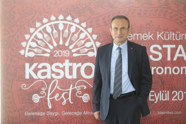 Kastamonu Gastronomi Festivali 27 Eylülde Başlıyor.